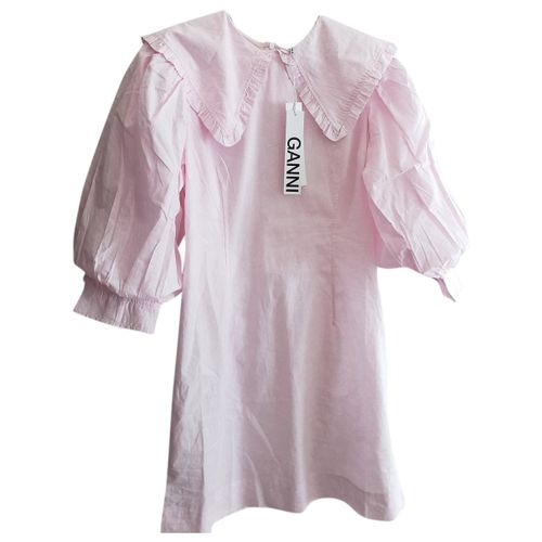 GANNI Ganni Spring Summer 2019 mini dress