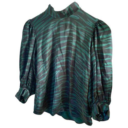 Ganni Fall Winter 2019 blouse