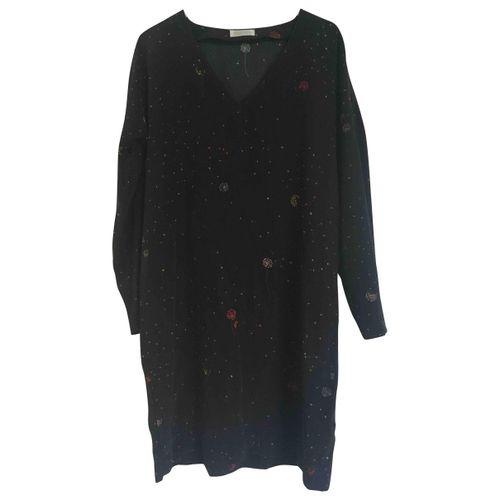 Stine Goya Silk mid-length dress