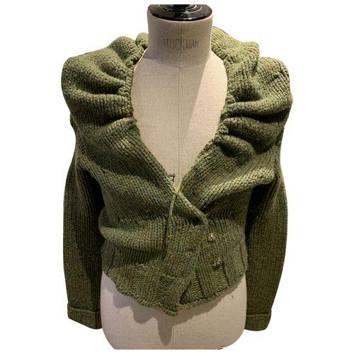 Dries Van Noten Wool cardigan