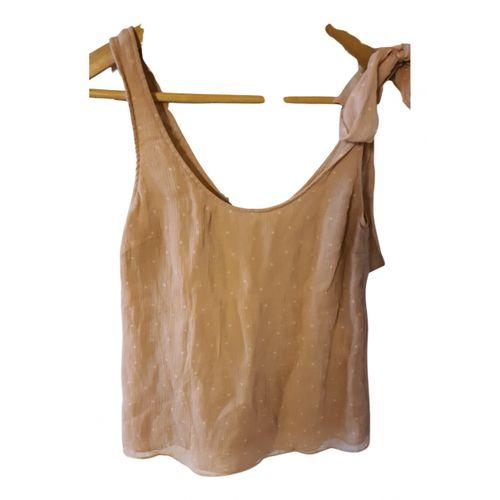 Sézane Silk vest