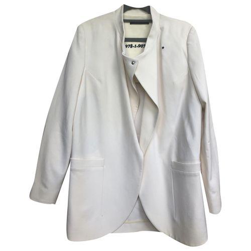 M Of Pearl Wool coat