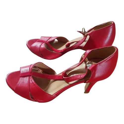 Sézane Leather sandals