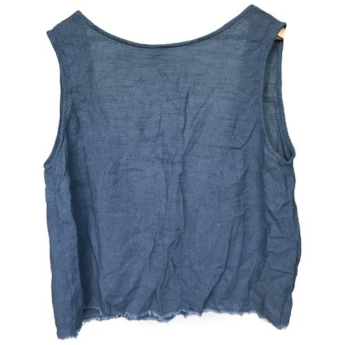 Reformation Linen vest