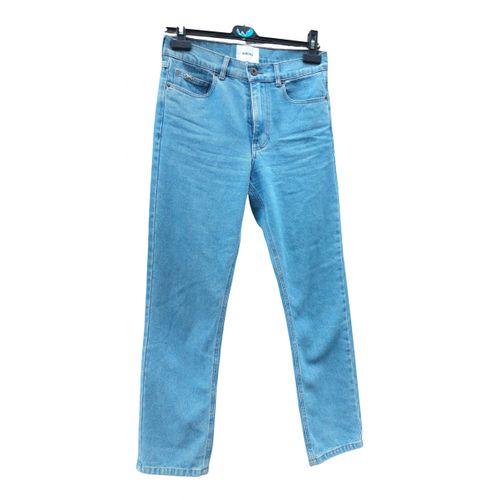 Nanushka Straight jeans