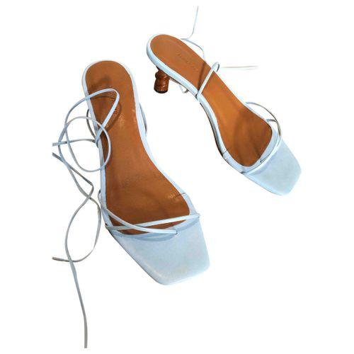 Rejina Pyo Leather sandal