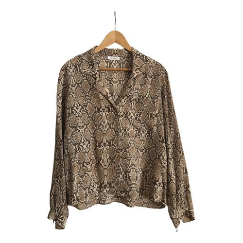 Anine Bing Silk shirt