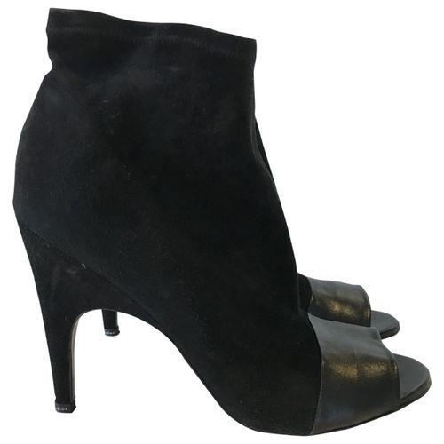 Acne Studios Open toe boots
