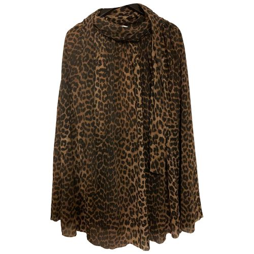 Ganni Ss19 mid-length skirt