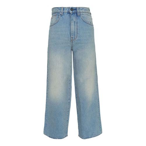 Totême Flair large jeans