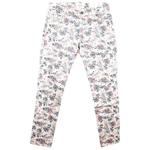Sézane White Denim - Jeans Jeans