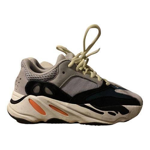 Yeezy x Adidas Boost 700 V1  cloth trainers