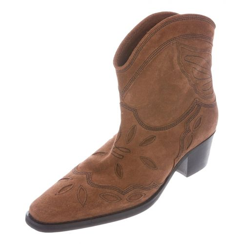 Ganni Ankle boots