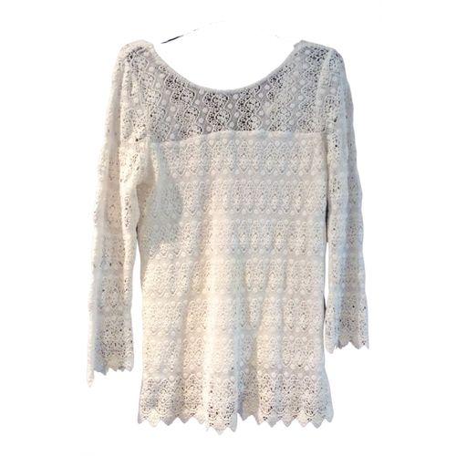 Sézane Lace blouse
