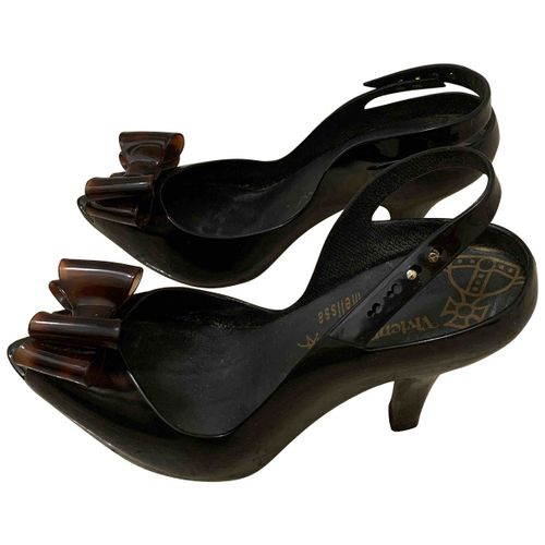 Vivienne Westwood Anglomania Patent leather heels