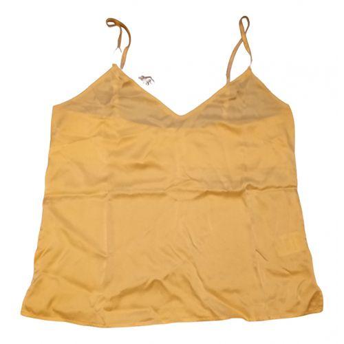 Anine Bing Spring Summer 2020 silk camisole