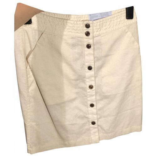 Patagonia Linen mini skirt