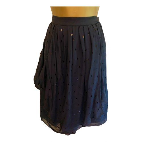 by Malene Birger Silk mid-length skirt