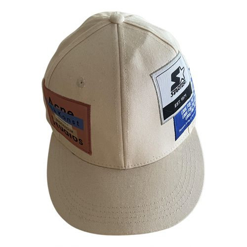 Acne Studios Cloth cap