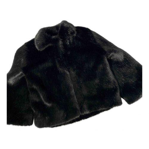 Totême Faux fur coat