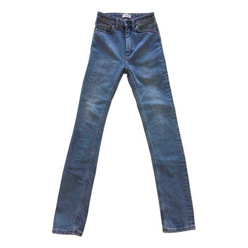 Totême Standard slim jeans