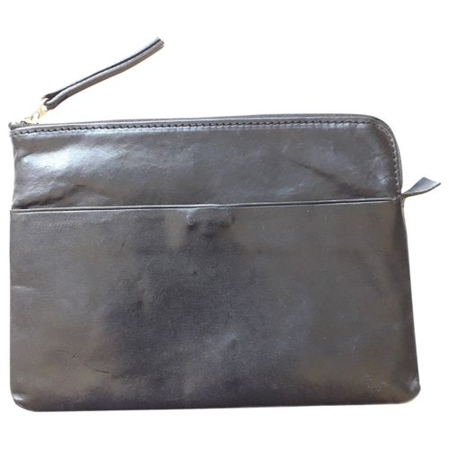 Acne Studios Leather clutch bag