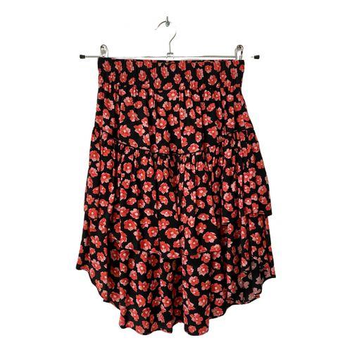 Ganni Spring Summer 2019 mini skirt