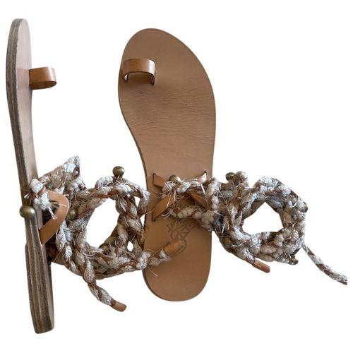 Ancient Greek Sandals Cloth sandal