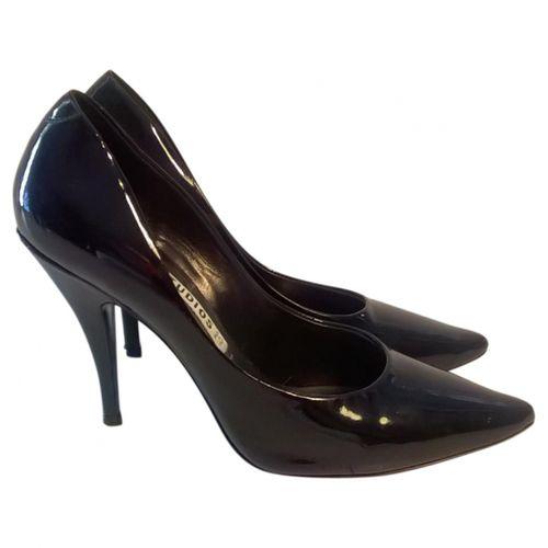 Acne Studios Black Patent leather Heels