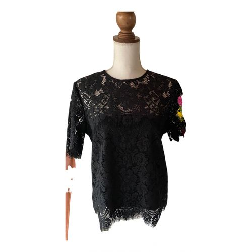 Ganni Lace blouse