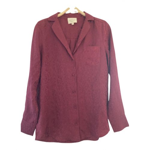 Sézane Silk shirt