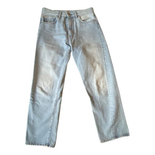 Totême Original straight jeans