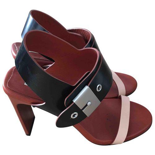 Acne Studios Leather sandals