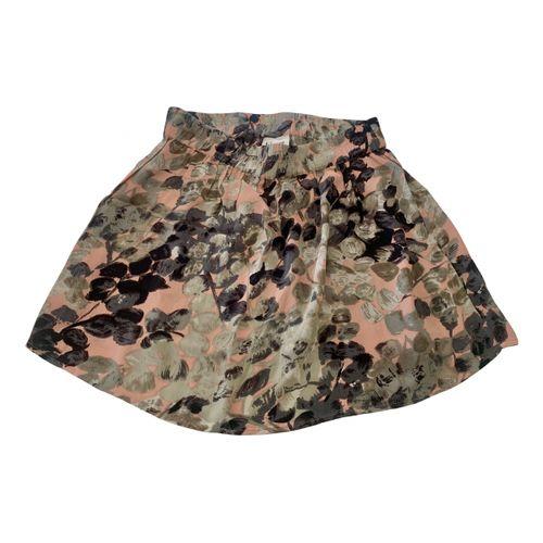 Ganni Spring Summer 2019 mid-length skirt
