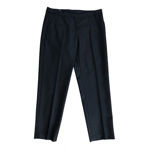 Dries Van Noten Wool straight pants
