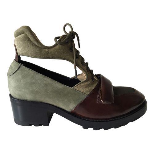 Acne Studios Pistol lace up boots