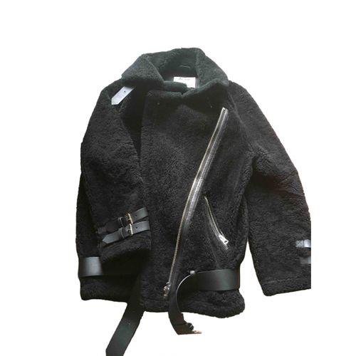 Acne Studios Velocite biker jacket
