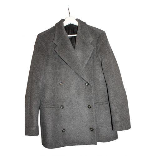 Totême Wool peacoat
