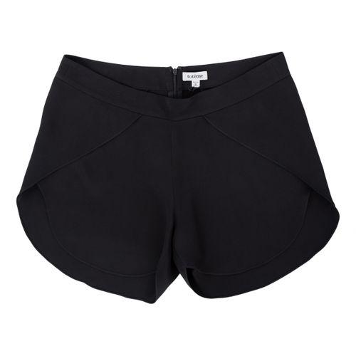 Totême Silk mini short