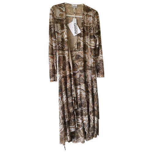 Ganni Spring Summer 2019 maxi dress