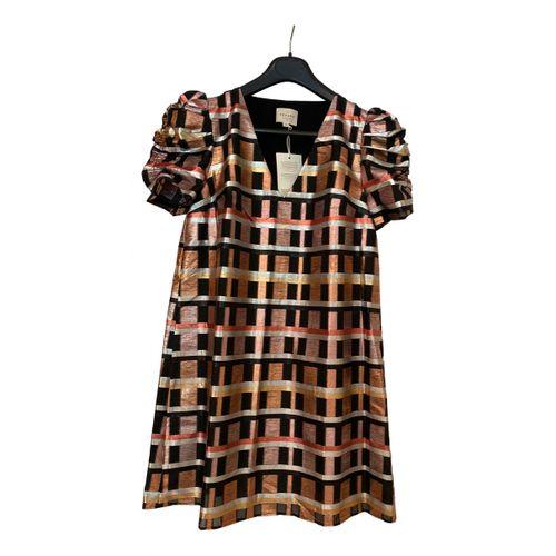 Sézane Fall Winter 2019 mini dress