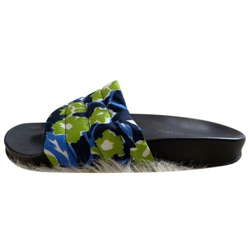 Christian Wijnants Leather sandals