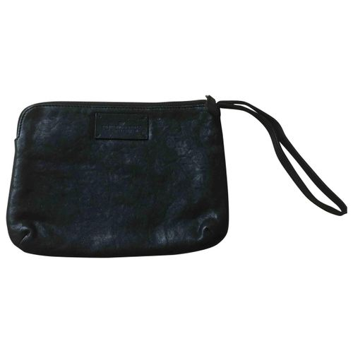 Designers Remix Leather clutch bag