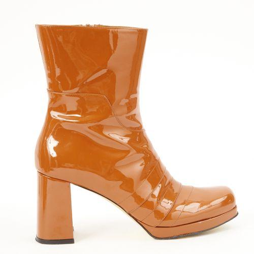 Amélie Pichard Patent leather boots