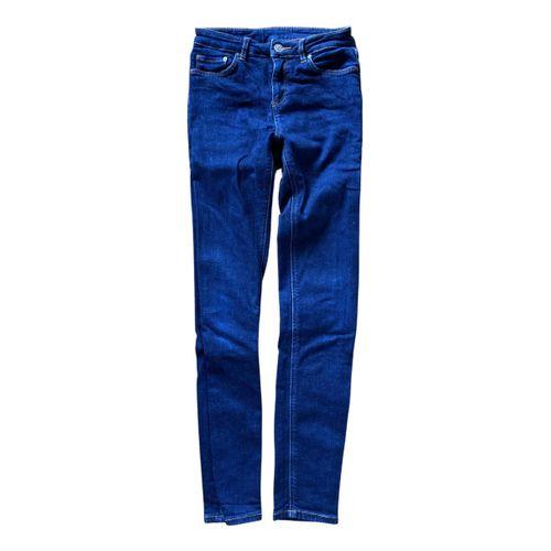 Acne Studios Skin 5 slim jeans