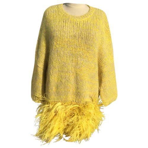 Dries Van Noten Wool mid-length dress