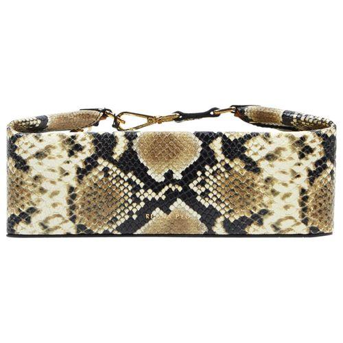 Rejina Pyo X Vestiaire Collective Leather handbag