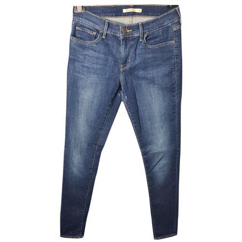 Levi's 710 straight jeans