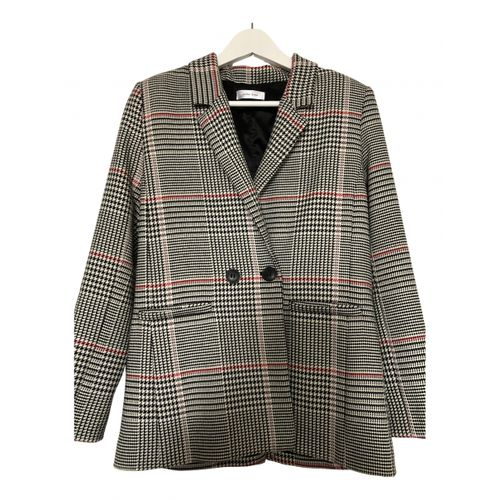 Anine Bing Multicolour Polyester Jacket