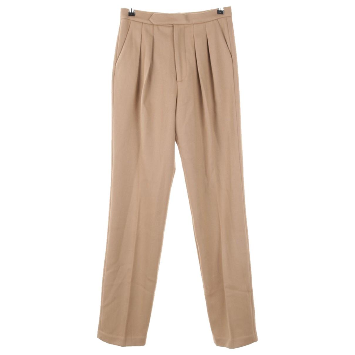Anine Bing Wool trousers